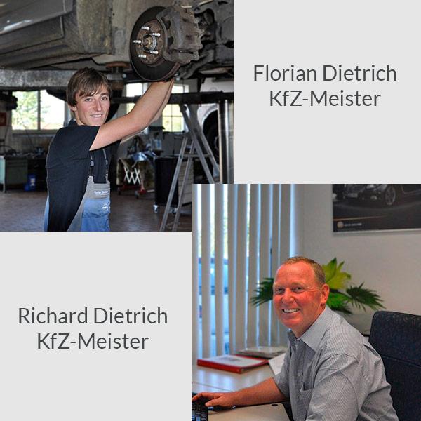 Florian und Richard Dietrich